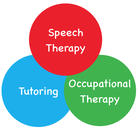 We provide speech therapy, occupational therapy, tutoring, and more!